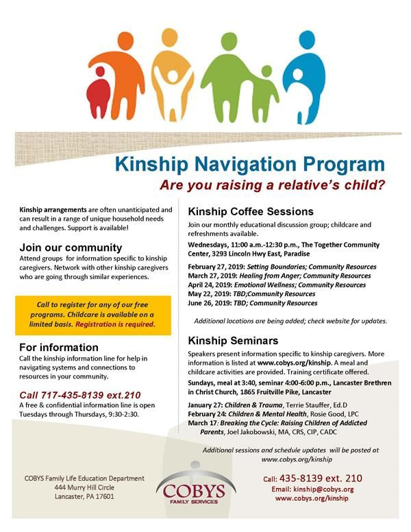 Kinship Navigation Program