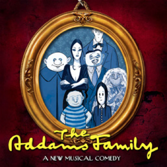 The Addams Family to Be Performed by PVIS