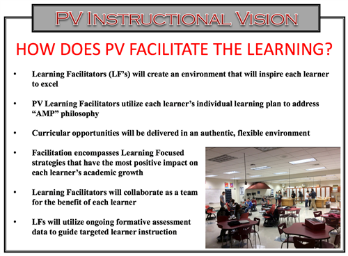 instructional vision