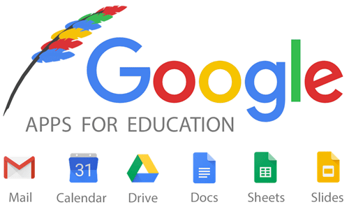 google apps for edu logo